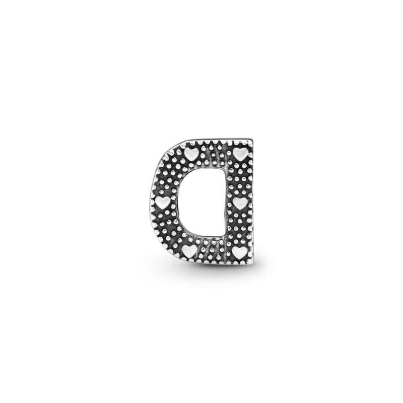 Privezak u obliku slova D