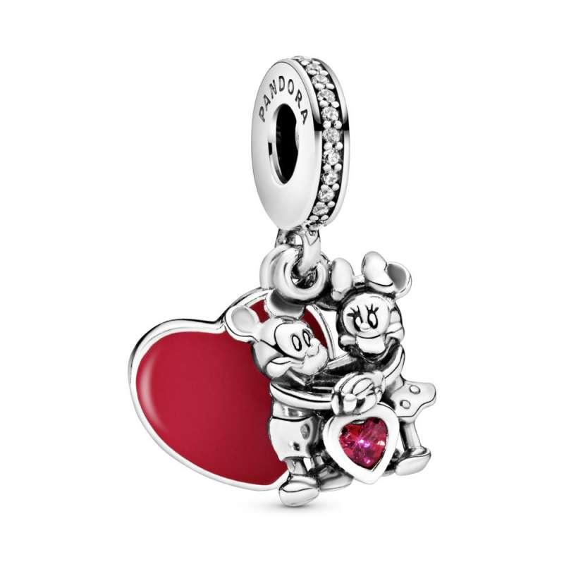 Viseći privezak Disney, S ljubavlju Minnie & Mickey