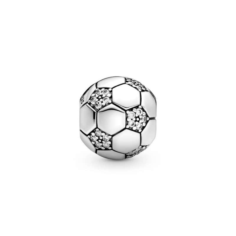 Privezak Svetlucava fudbalska lopta