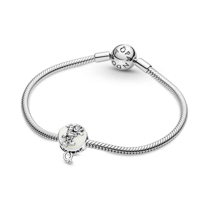 Privezak Disney Mickey Mouse & Minnie Mouse večna ljubav
